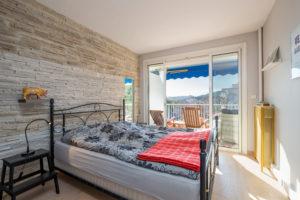 soveværelset med altan